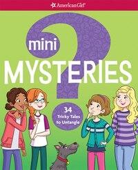 Mini Mysteries (revised)