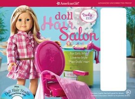 Doll Hair Salon (revised): For Girls Who Love To Play With Their Doll's Hair!