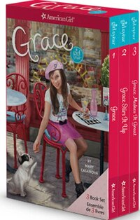 Grace - Girl Of The Year 2015 3 Book Boxed Set