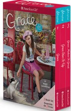 Book Grace - Girl Of The Year 2015 3 Book Boxed Set by Mary Casanova