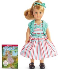Book Maryellen 2015 Mini Doll And Book by American Girl