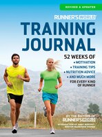 Runner's World Training Journal: A Daily Dose of Motivation, Training Tips & Running Wisdom for…