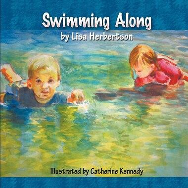 Swimming Along by Lisa Herbertson