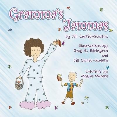 Gramma's 'Jammas by Jill Caprio-Scalera