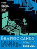 a clockwork orange in all shops chapters indigo ca the graphic canon of crime and mystery vol 1 from sherlock holmes to