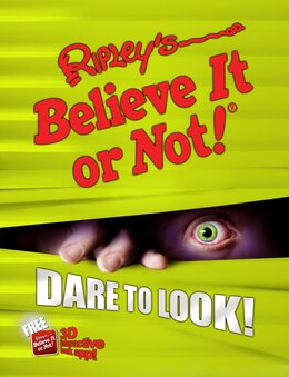 Book Ripley's Believe It Or Not! Dare to Look! by Ripley's Believe It Or Not