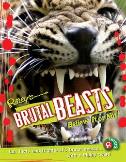 Book Ripley Twists: Brutal Beasts by Ripley's Believe It Or Not