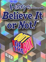 Ripley's Believe It Or Not! Out Of The Box Indigo
