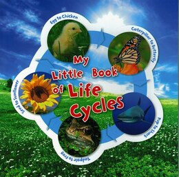 Book My Little Bk Of Life Cycles by QED