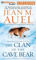Book The Clan of the Cave Bear by Jean M. Auel
