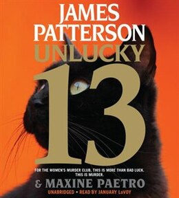 Book Unlucky 13 by James Patterson