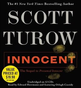 Book Innocent by Scott Turow