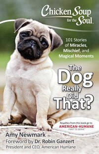 Chicken Soup for the Soul: The Dog Really Did That?: 101 Stories of Miracles, Mischief and Magical…