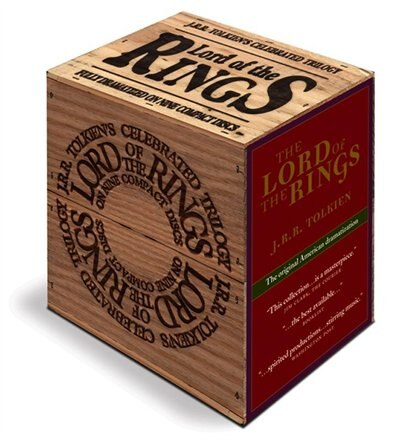 The Lord of the Rings (Wood Box Edition): (wood box) by J.R.R. Tolkien
