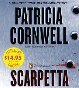 Book Scarpetta: Scarpetta (book 16) by Patricia Cornwell