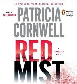 Book Red Mist: Scarpetta (book 19) by Patricia Cornwell