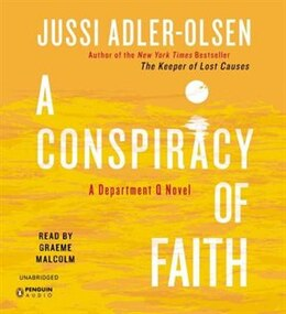 Book A Conspiracy Of Faith by Jussi Adler-olsen