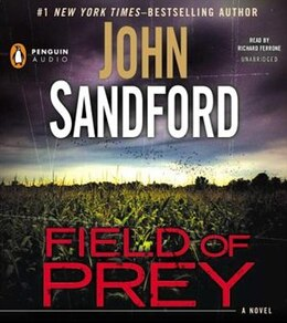 Book Field Of Prey by John Sandford