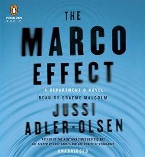 The Marco Effect: A Department Q Novel