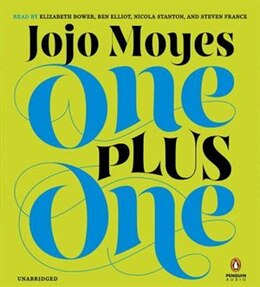Book One Plus One: A Novel by Jojo Moyes