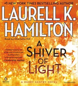 Book A Shiver Of Light by Laurell K. Hamilton