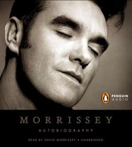 Book Autobiography by Stephen Patrick Morrissey