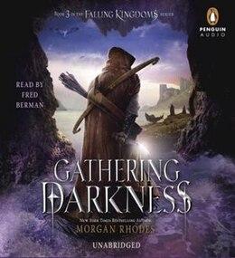 Book Gathering Darkness: A Falling Kingdoms Novel by Morgan Rhodes