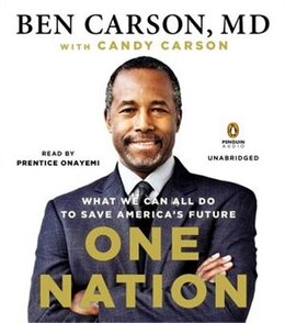 Book One Nation: What We Can All Do To Save America's Future by Ben Carson