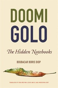 Doomi Golo?the Hidden Notebooks