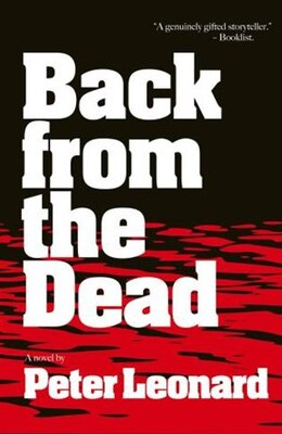 Book Back from the Dead by Peter Leonard