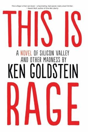 This is Rage: A Novel of Silicon Valley and Other Madness by Ken Goldstein