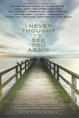 Book I Never Thought I'd See You Again: A Novelists Inc. Anthology by Lou Aronica