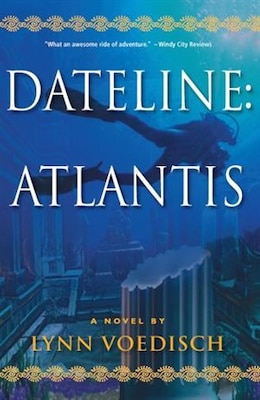 Book Dateline:Atlantis by Lynn Oedisch