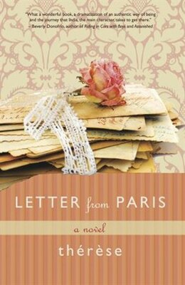 Book Letter from Paris by Thérèse