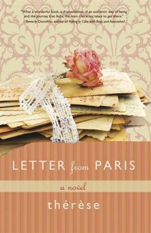 Letter from Paris by Thérèse