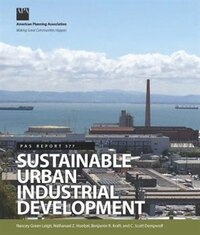 Sustainable Urban Industrial Development