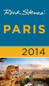 Book Rick Steves' Paris 2014 by Rick Steves