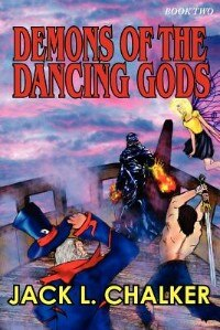 Demons Of The Dancing Gods (dancing Gods: Book Two)
