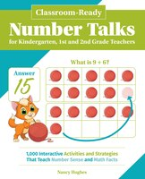 Classroom-ready Number Talks For Kindergarten, First And Second Grade Teachers: 1000 Interactive…