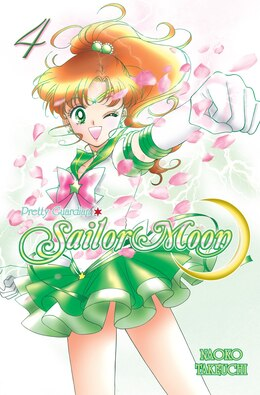 Book Sailor Moon 4 by Naoko Takeuchi