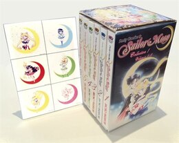 Book Sailor Moon Box Set (Vol. 1-6) by Naoko Takeuchi