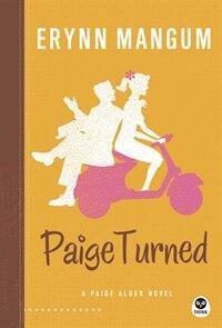 Paige Turned: A Paige Alder Novel