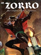 Zorro: The Complete Dell Pre-code Comics