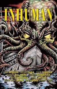 Book Inhuman #6 by Wilum H. Pugmire