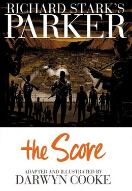 Book Parker: The Score by Richard Stark