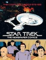 Star Trek: The Newspaper Strip Volume 1