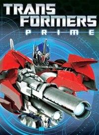Transformers Prime: The Orion Pax Saga