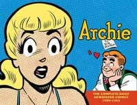 Archie: The Complete Daily Newspaper Comics (1960-1963)