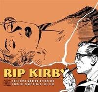 Rip Kirby, Vol. 6: 1959-1962