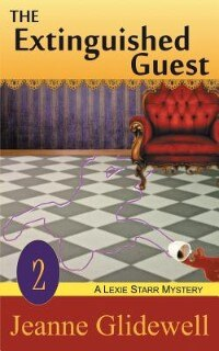 The Extinguished Guest (a Lexie Starr Mystery, Book 2) by Jeanne Glidewell